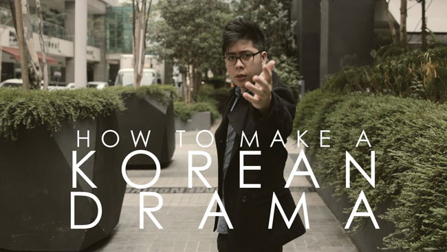 how-to-make-korean-drama