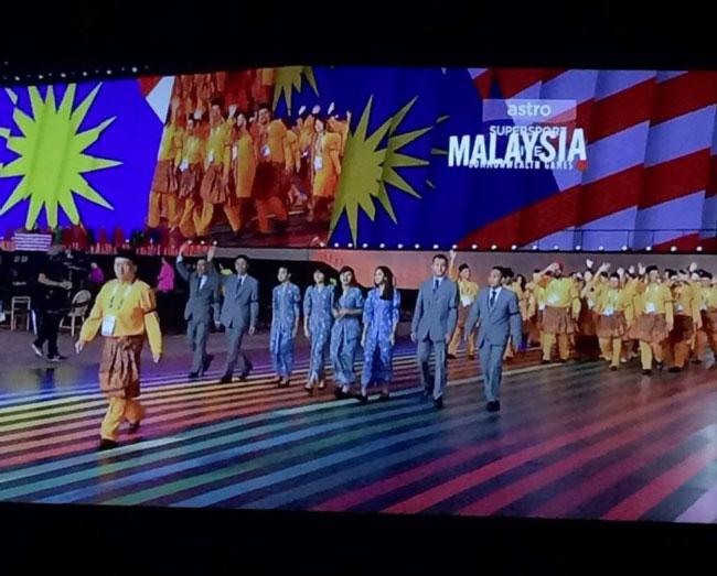 perarakan-atlit-malaysia-komanwel2