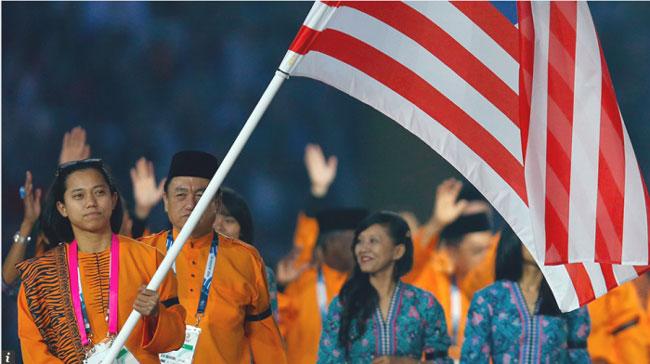 perarakan-atlit-malaysia-komanwel4