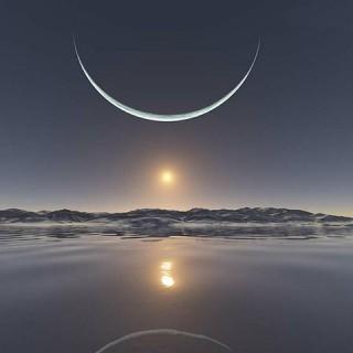 0000sun-moon-northpole