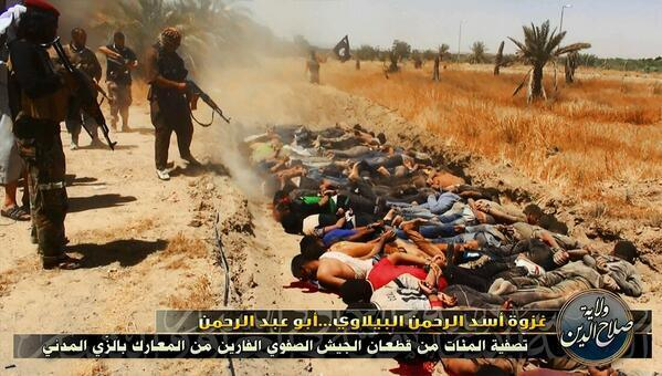 ISIS-mass-killing-Shiites-in-Iraq