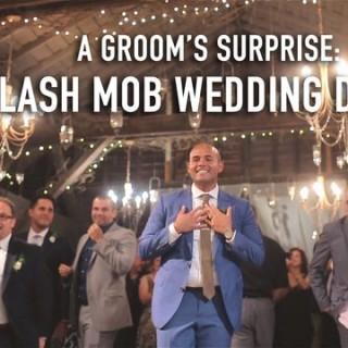 flashmob kahwin kahwin