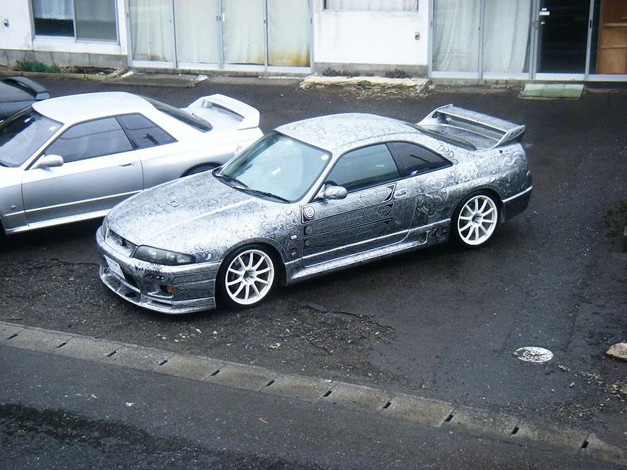 GTR Skyline 09