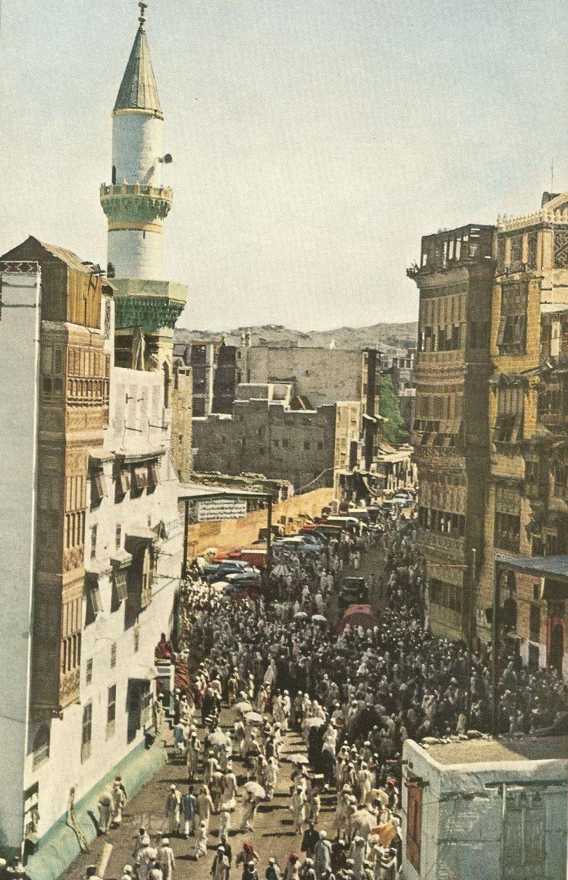Makkah-street