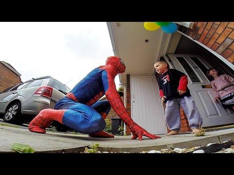 spidermandad