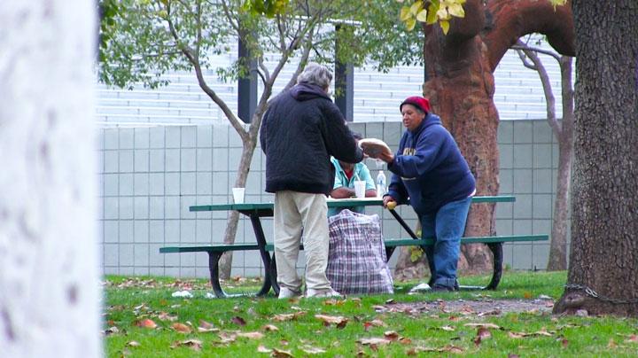 100-homeless