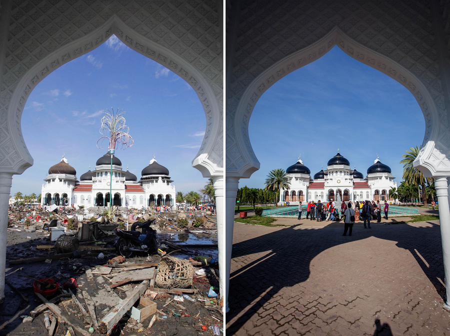 Indonesia 10 Years After Devastating Indian Ocean Tsunami