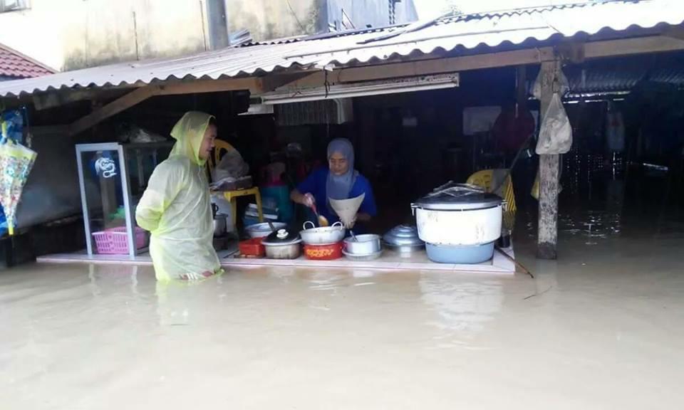 banjir di kelantan 2