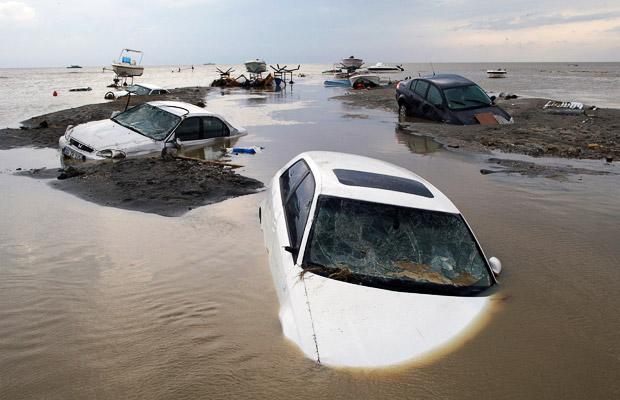 cars-submerged