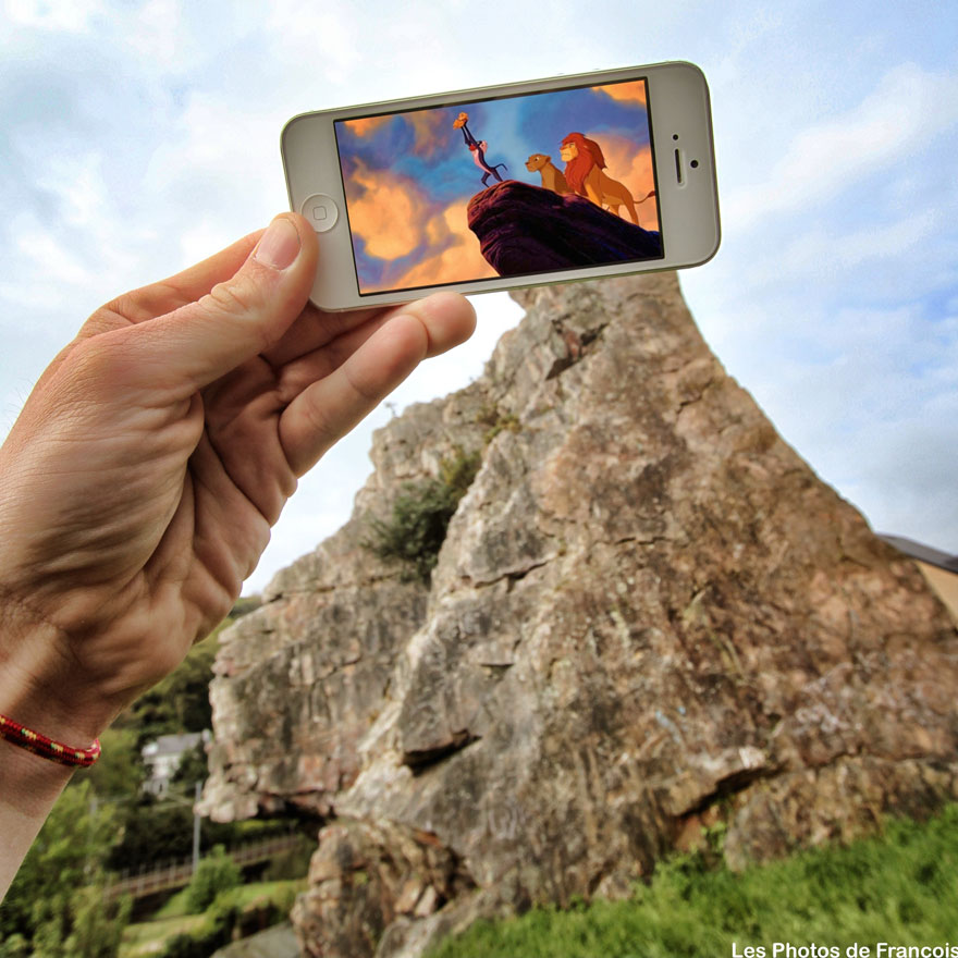 disney-cartoons-inserted-into-real-life-1