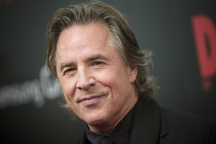 Actor Don Johnson attends the 'Django Unchained' Premiere in New York