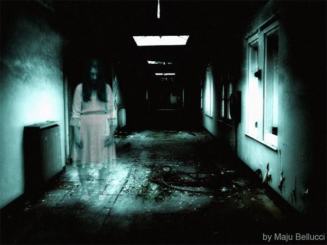 hantu di hospital lama