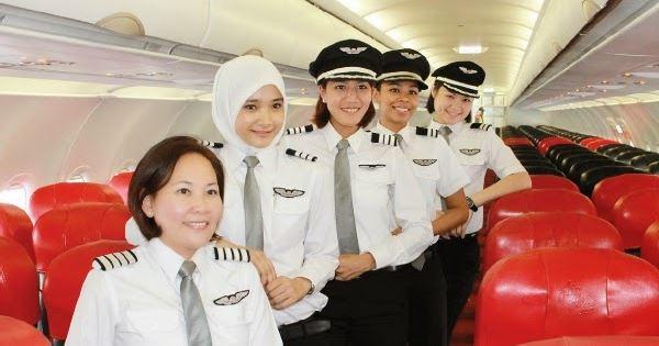 juruterbang-wanita
