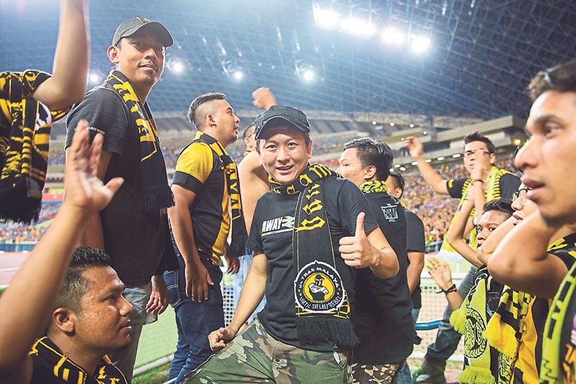 kevin tan ultras malaya