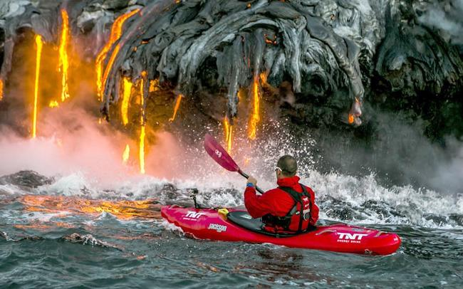 lava gunung berapi