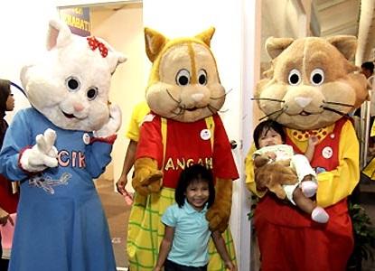 rancangan tv kanak kanak