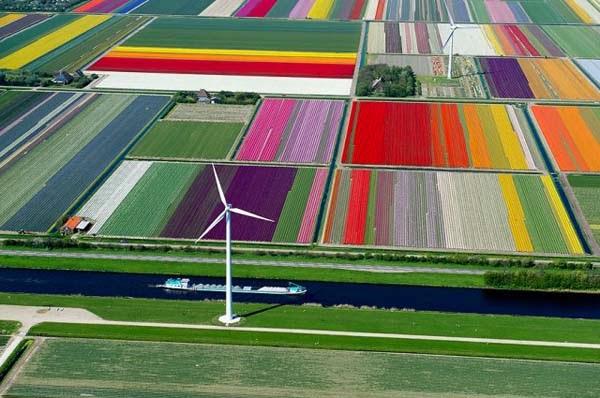 30 Gambar Pemandangan Menarik Dari Udara Dari Bandar-Bandar Di Seluruh Dunia - My Media Hub 11