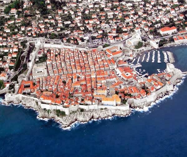 30 Gambar Pemandangan Menarik Dari Udara Dari Bandar-Bandar Di Seluruh Dunia - My Media Hub 13