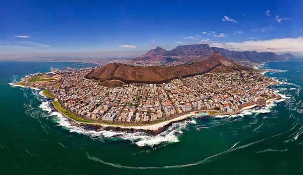30 Gambar Pemandangan Menarik Dari Udara Dari Bandar-Bandar Di Seluruh Dunia - My Media Hub 17
