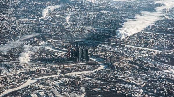 30 Gambar Pemandangan Menarik Dari Udara Dari Bandar-Bandar Di Seluruh Dunia - My Media Hub 18