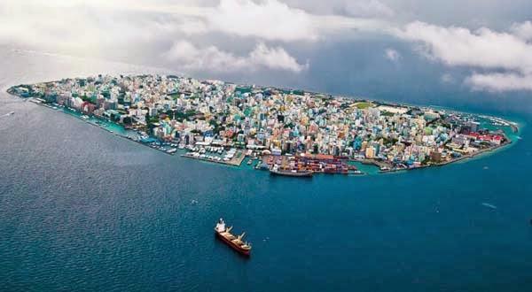 30 Gambar Pemandangan Menarik Dari Udara Dari Bandar-Bandar Di Seluruh Dunia - My Media Hub 21