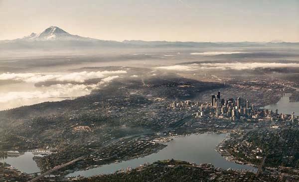 30 Gambar Pemandangan Menarik Dari Udara Dari Bandar-Bandar Di Seluruh Dunia - My Media Hub 22