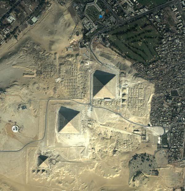 30 Gambar Pemandangan Menarik Dari Udara Dari Bandar-Bandar Di Seluruh Dunia - My Media Hub 23