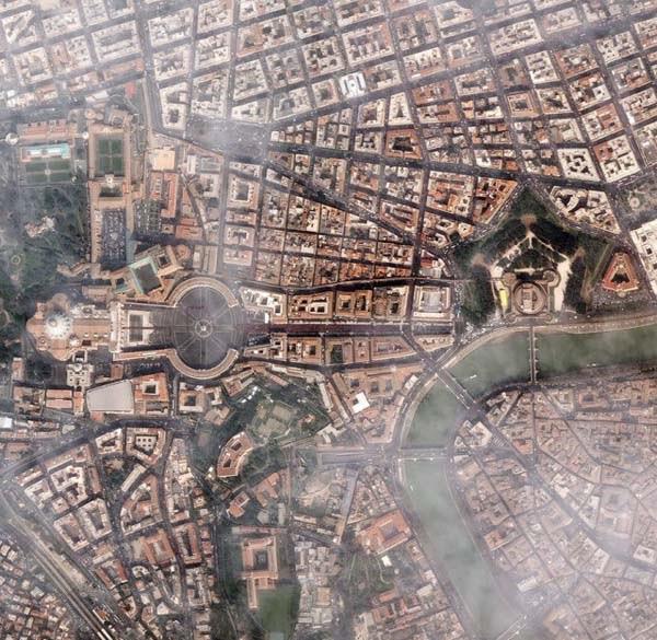 30 Gambar Pemandangan Menarik Dari Udara Dari Bandar-Bandar Di Seluruh Dunia - My Media Hub 28