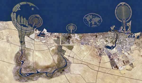 30 Gambar Pemandangan Menarik Dari Udara Dari Bandar-Bandar Di Seluruh Dunia - My Media Hub 4