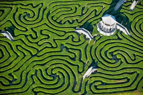 30 Gambar Pemandangan Menarik Dari Udara Dari Bandar-Bandar Di Seluruh Dunia - My Media Hub 5