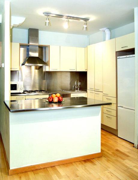 Idea Dekorasi Dapur Kecil 1