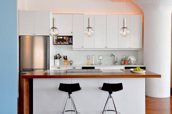 Idea Dekorasi Dapur Kecil 2