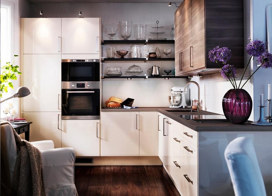 Idea Dekorasi Dapur Kecil 3
