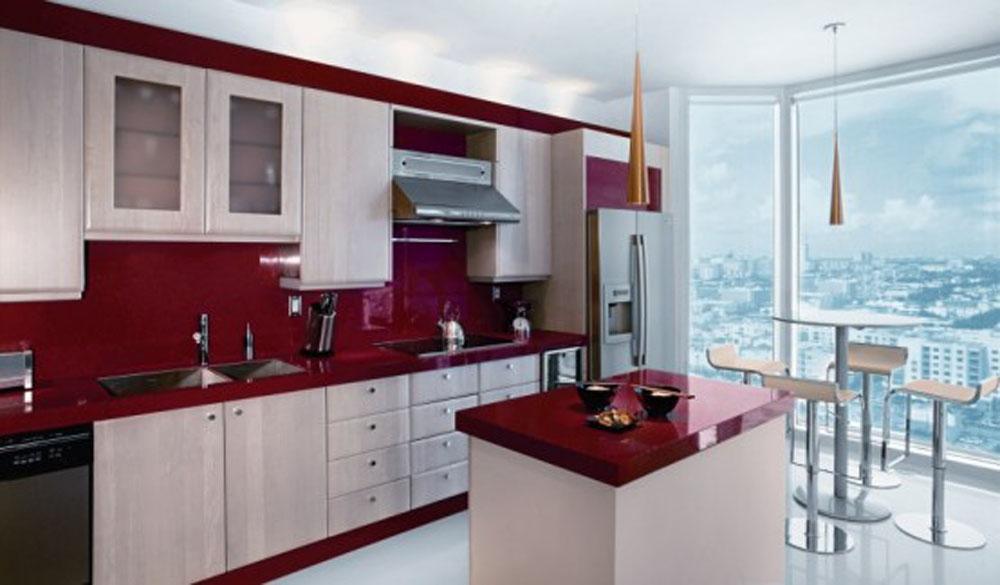 Idea Dekorasi Dapur Kecil 9