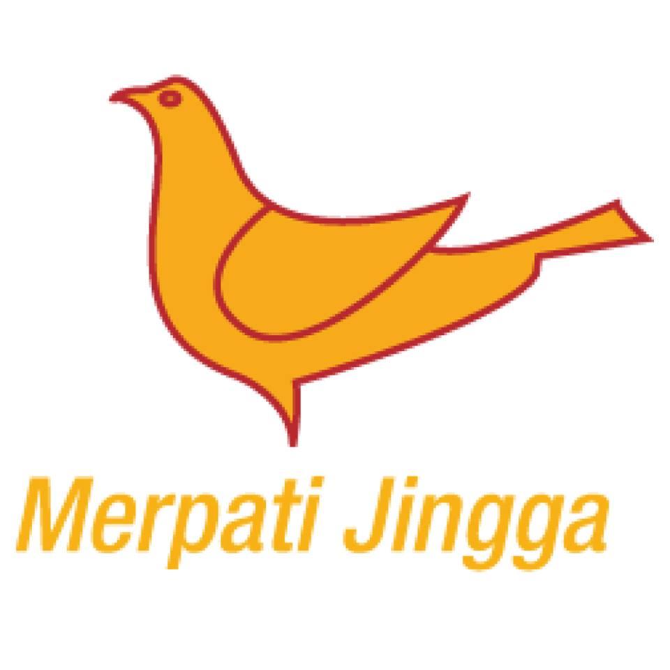 merpati jingga