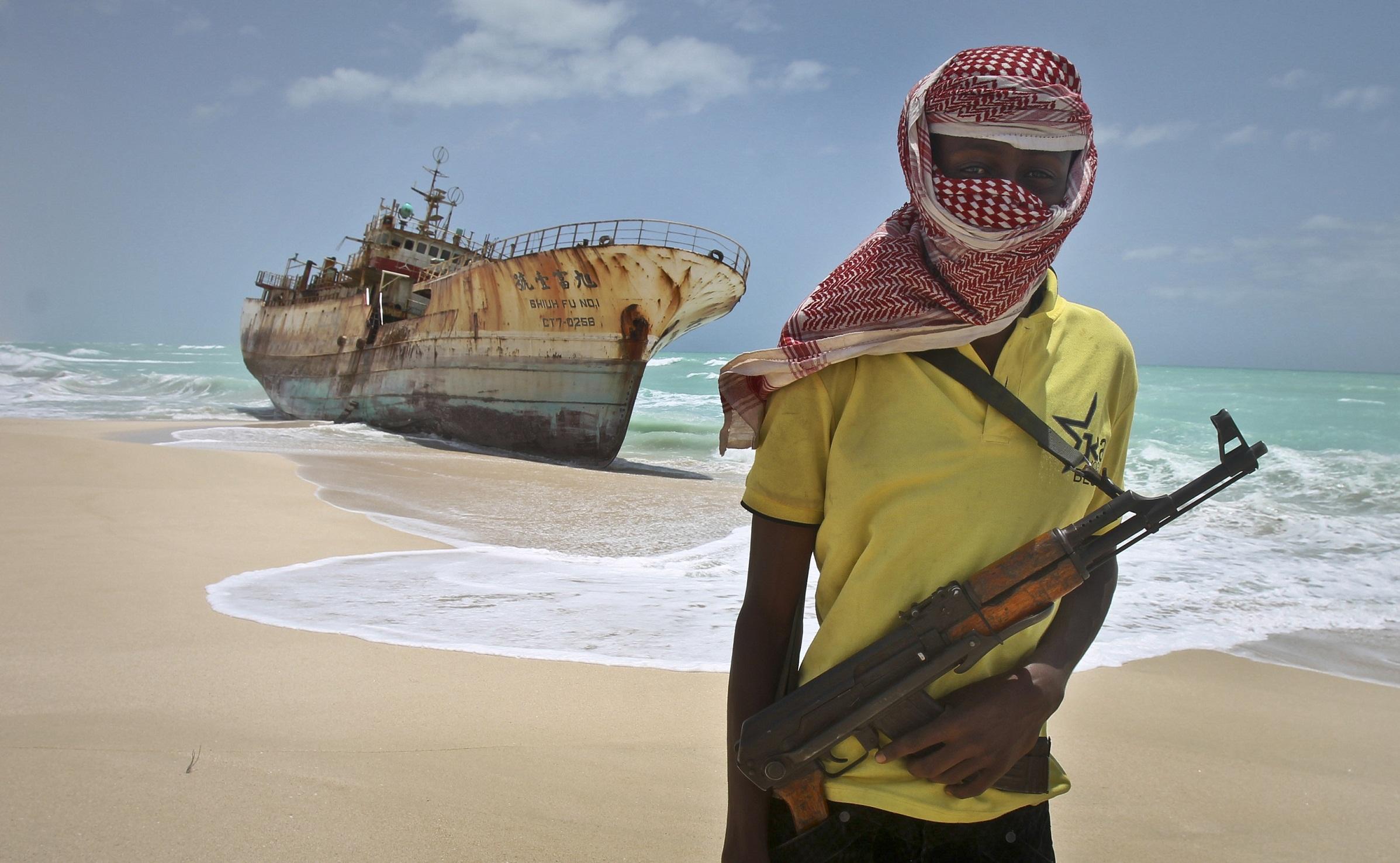 Somalia End of Piracy