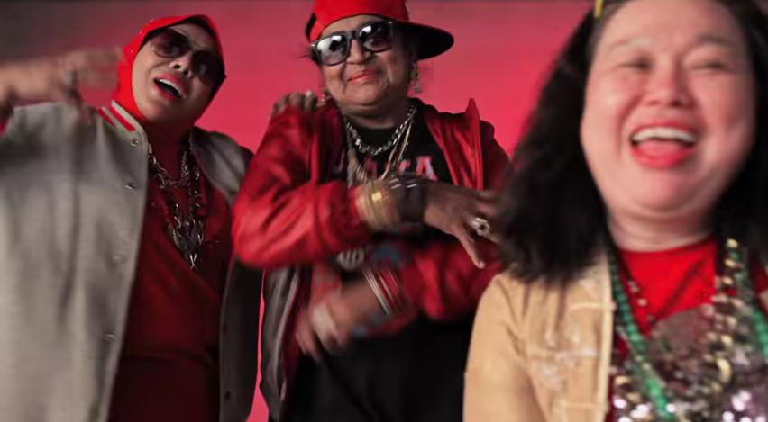 granny maxis rappers