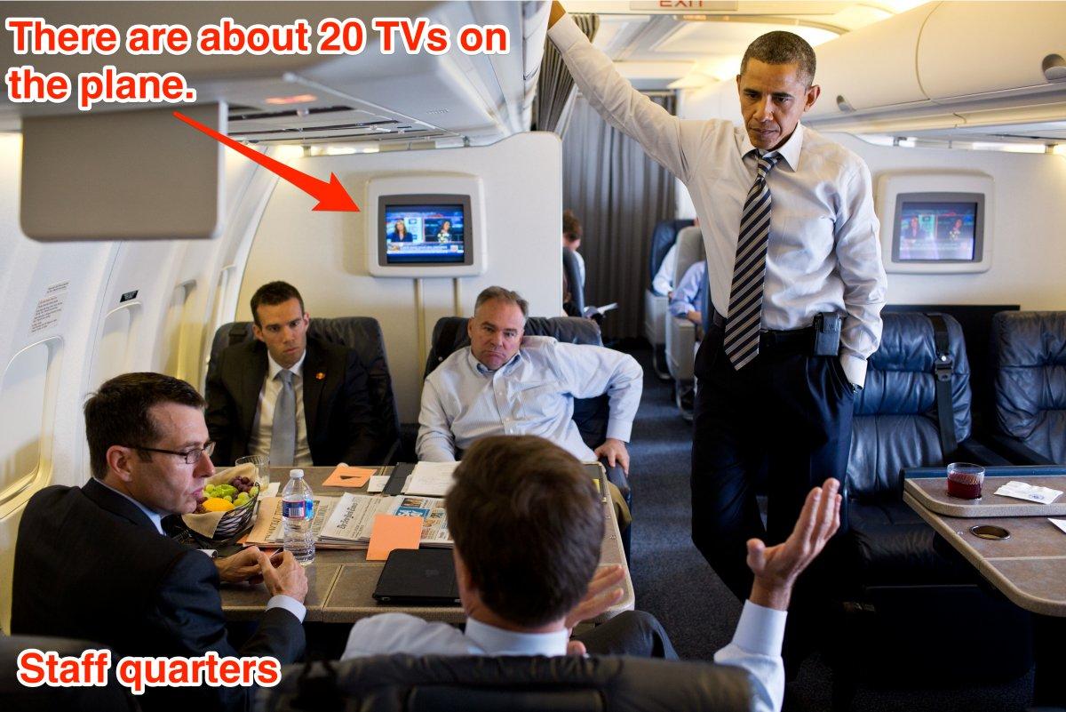 09 plane tv