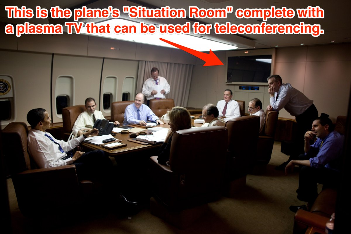 13 situation room