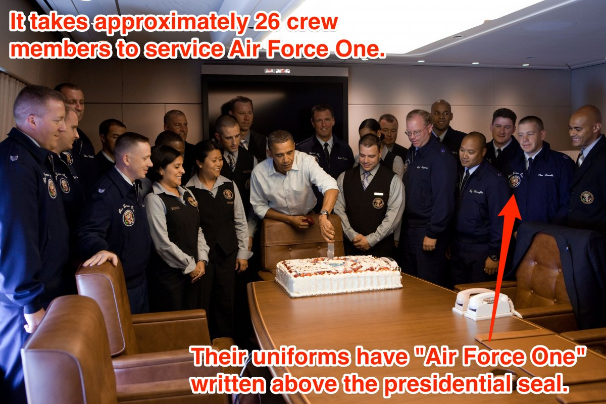 14 seal air force one