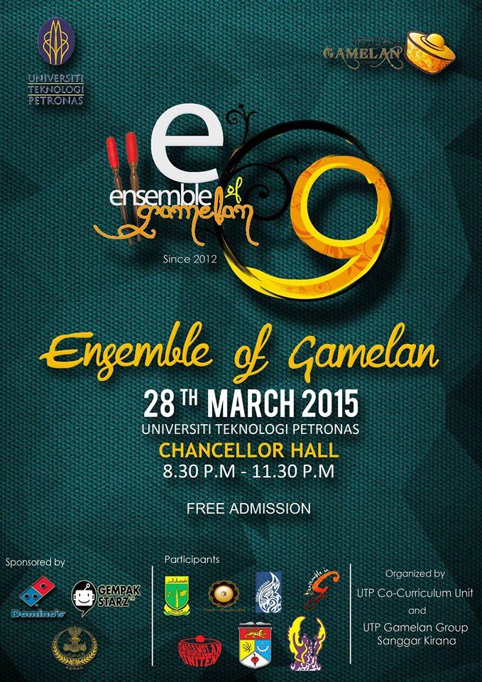 Ensemble of Gamelan