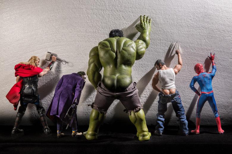 superheroes edy hardjo