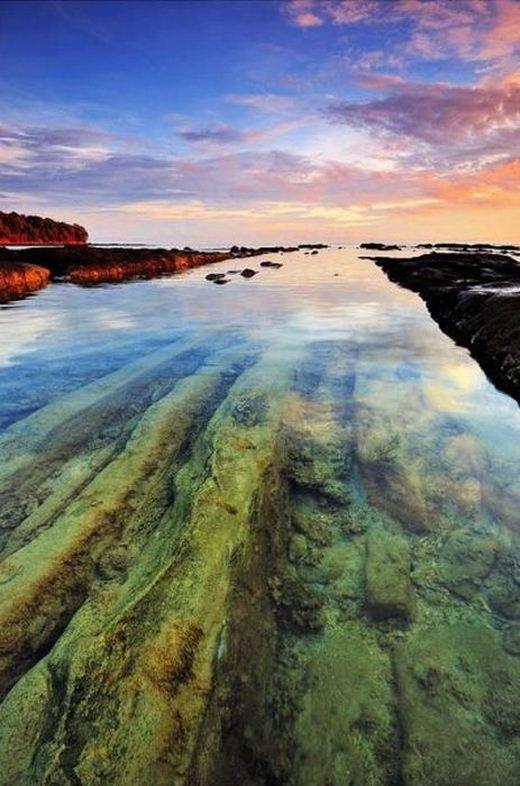 Bak-Bak-Beach-Borneo