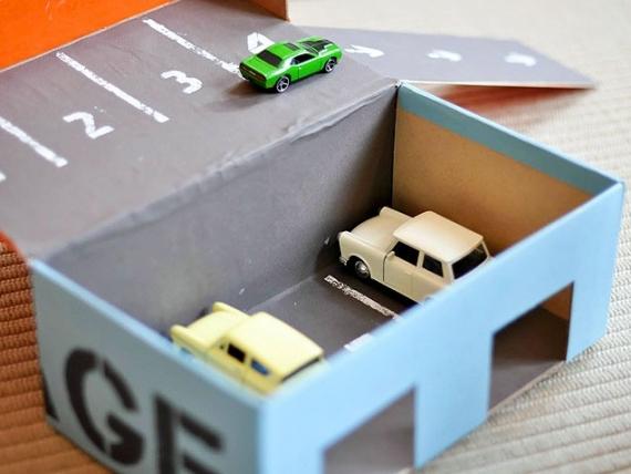 car garage 01