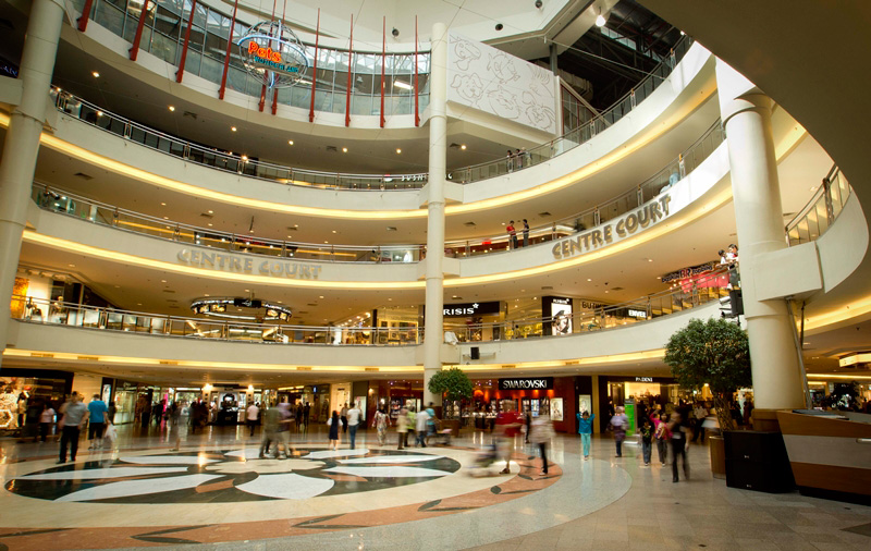 Centre Court Mid Valley Megamall