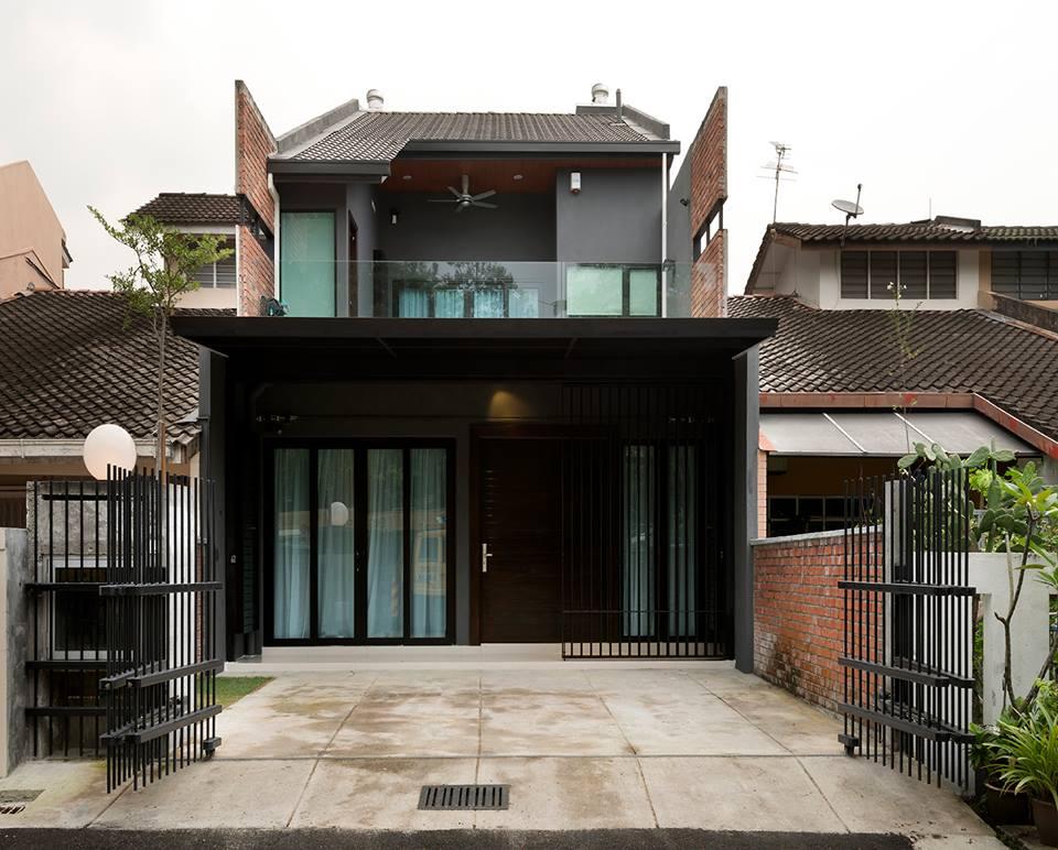 23 Terrace Terletak Di Taman Tun Dr Ismail Ttdi Yang Terkenal Sebagai Sebuah Kawasan Kelas Pertengahan Atas Pinggir Bandar Kuala Lumpur Rumah