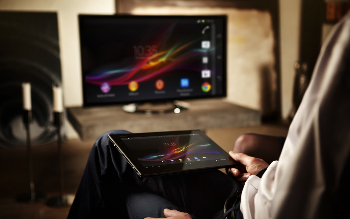 Tablet-and-smart-Tv