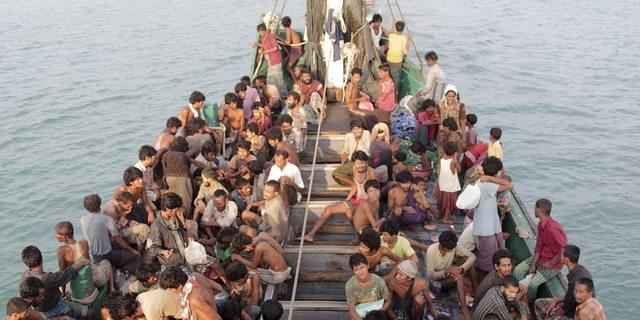 kapal-rohingya