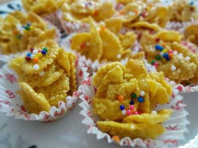 cornflake-madu