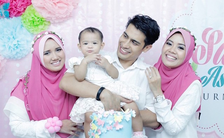 7-Ashraf-Muslim-Sahkan-Isteri-Pertama-Hamil-Empat-Bulan